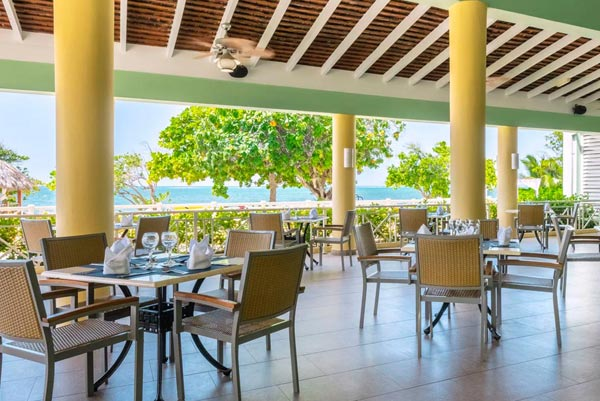Restaurants & Bars - Iberostar Selection Rose Hall Suites - All Inclusive - Montego Bay, Jamaica